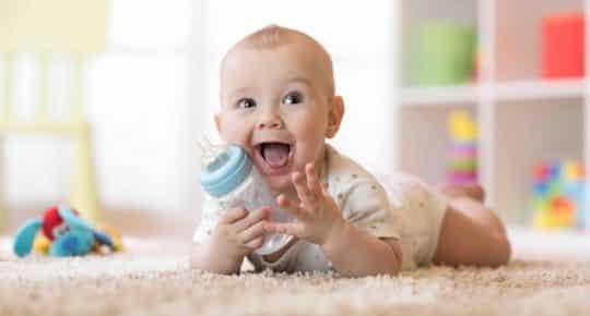 oppassen op een baby tips
