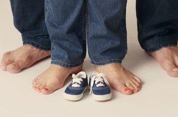 originele aankondiging zwangerschap