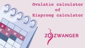 ovulatiecalculator kalender