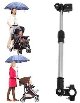 parapluhouder kinderwagen babyproduct