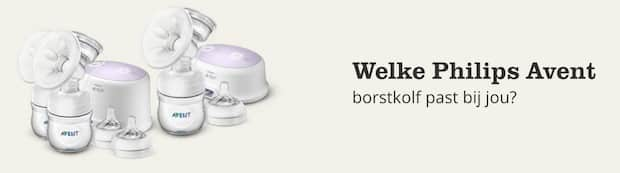 philips avent borstkolf