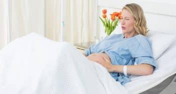 pijnbestrijding bij ziekenhuisbevalling ruggenprik