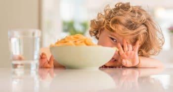 proef-kaart beloningssysteem om proeven van eten te stimuleren