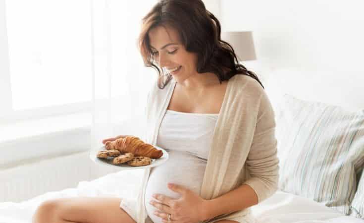 quiz wat mag je eten tijdens de zwangerschap