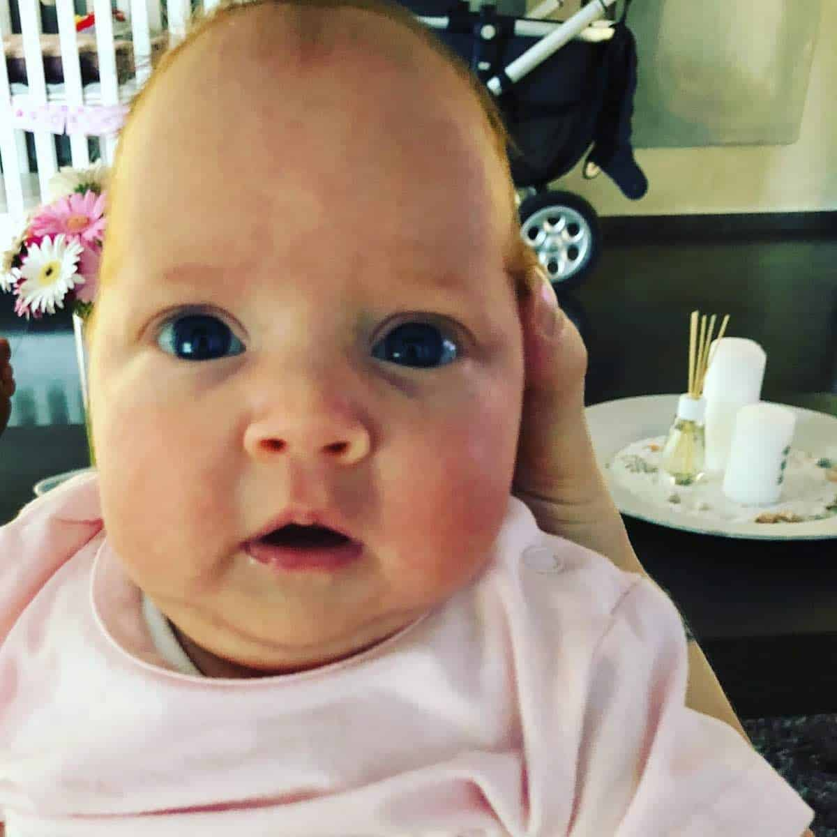 robin 10 weken oud