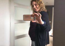 Roos 20 weken zwanger