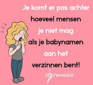 roos babynamen bedenken quote