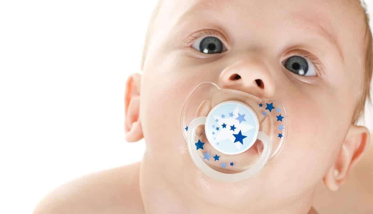 soorten fopspenen voor baby