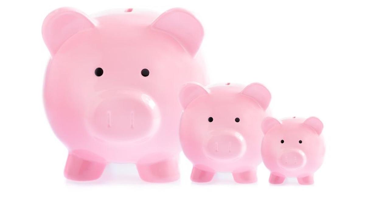 geld sparen voor je kind
