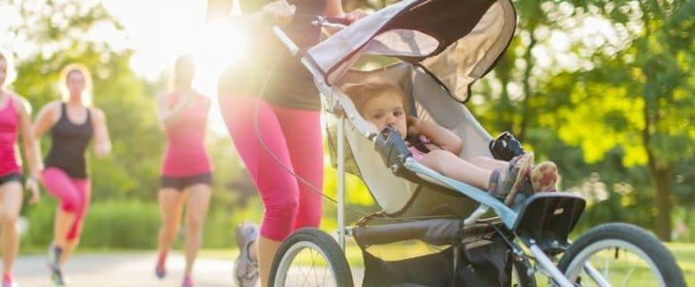 sporten na bevalling zwangerschap