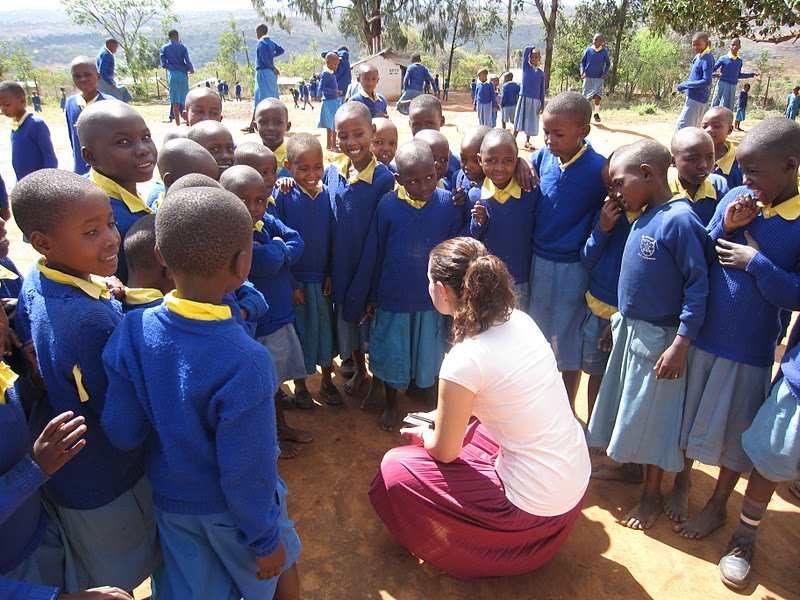 suzanne lesgeven in Malawi