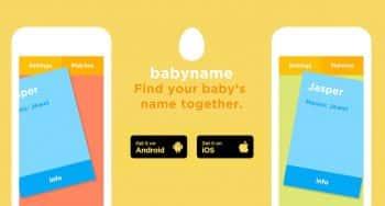 swipen nederlandse babynamen app