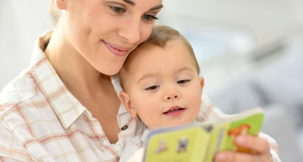 stimuleren van de taalontwikkeling baby