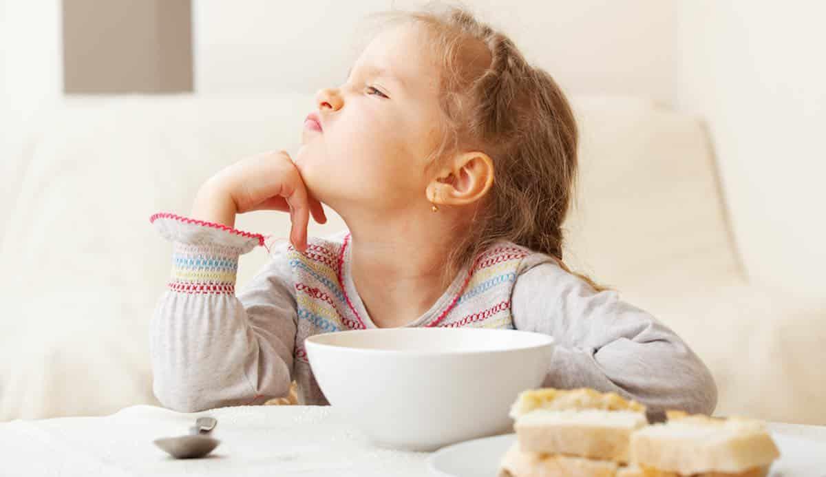 tafelmanieren bij een kind leren