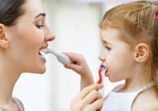 tanden poetsen met een peuter tips