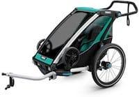 thule chariot lite 1 blue grass 2019
