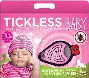 tickless baby banner