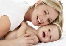 tips baby laten lachen