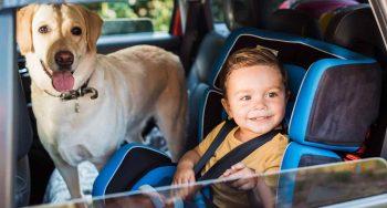 tips goed kinderstoeltje voor autovakantie