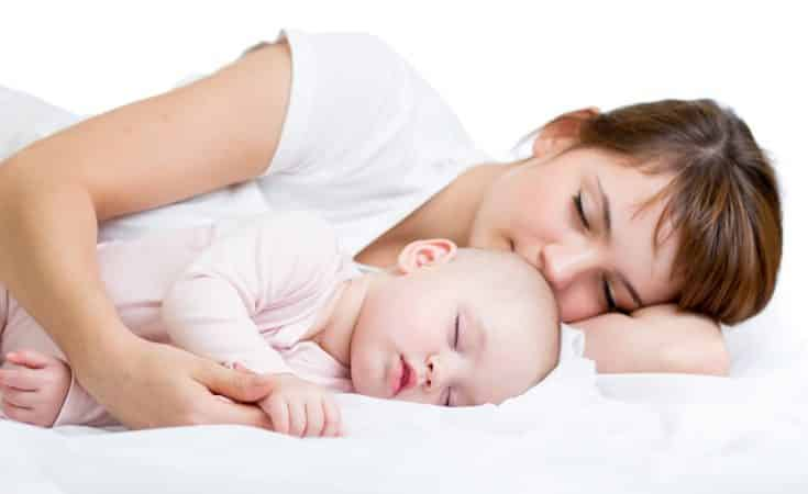 tips hoe baby langer laten slapen