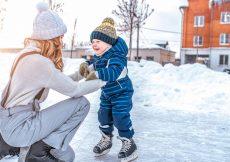 tips hoe leer je kind schaatsen