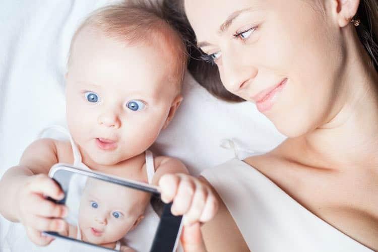 tips mooie baby foto's maken