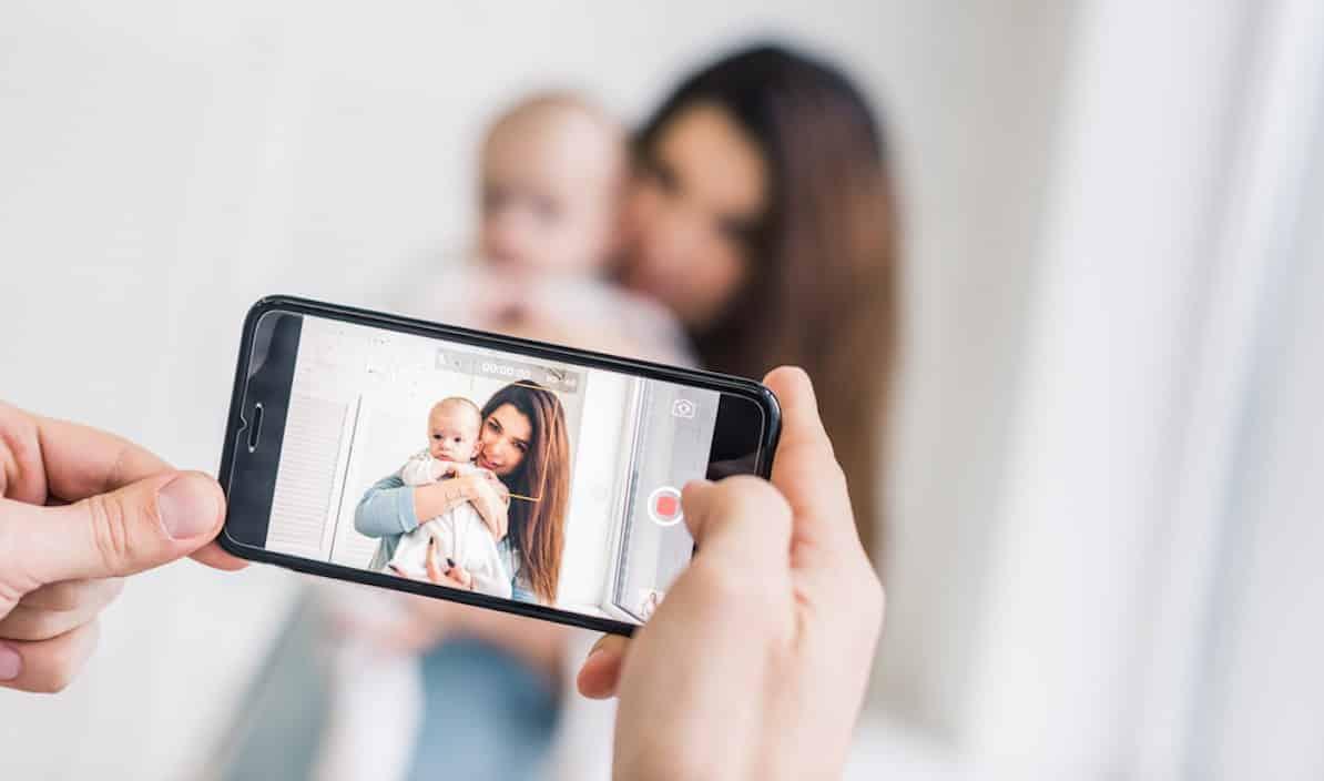 tips om foto van je kind bewaren