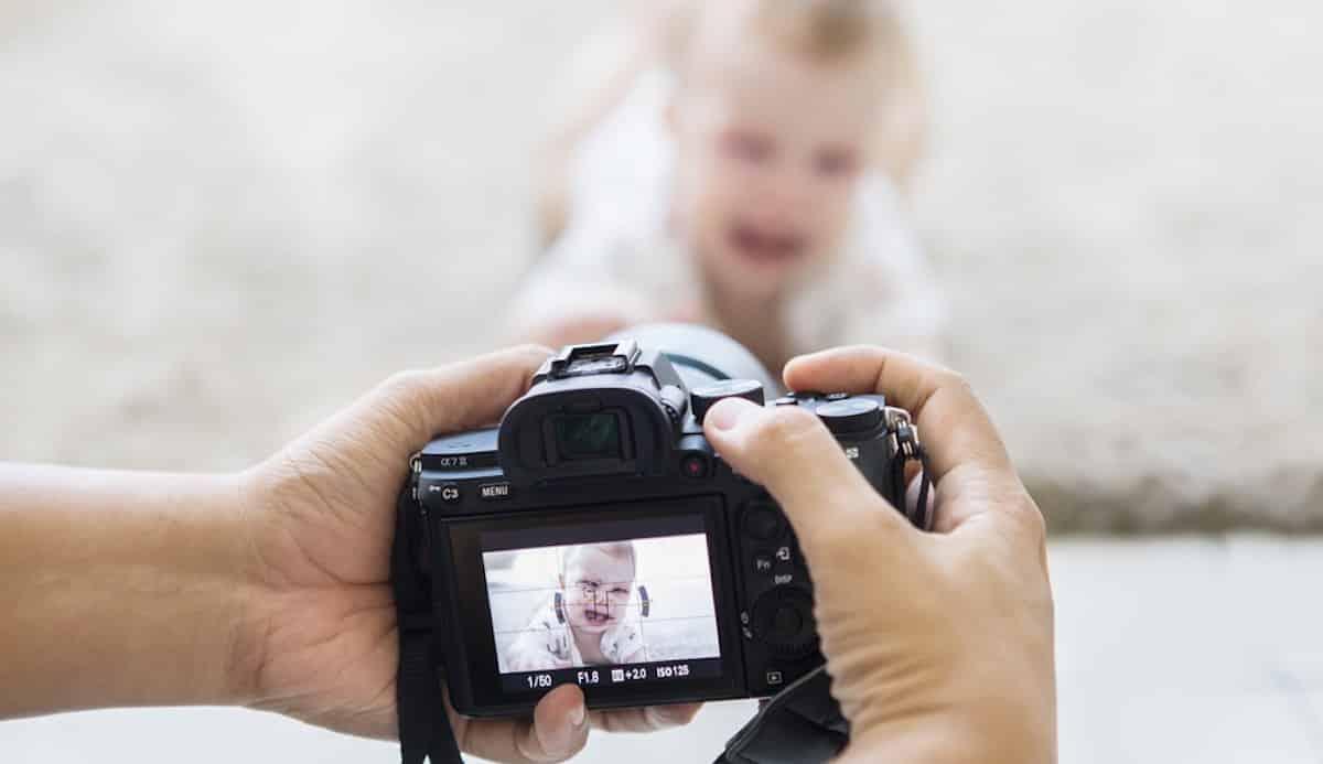 tips om foto's van je kind niet verloren gaan