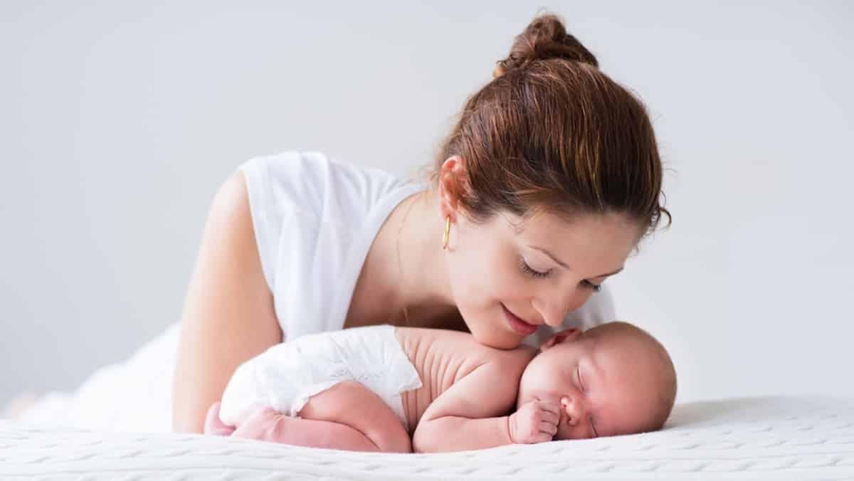 tips pasgeboren baby
