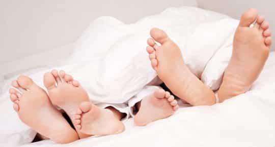 tips relatie leuk houden na krijgen baby