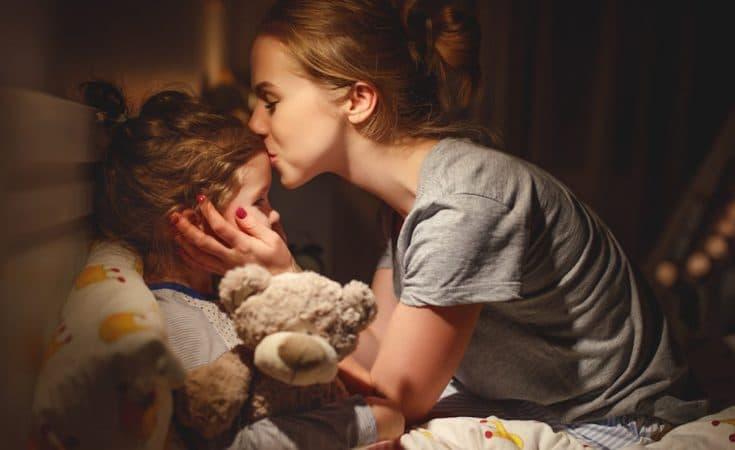 tips slaapwandelen bij kinderen