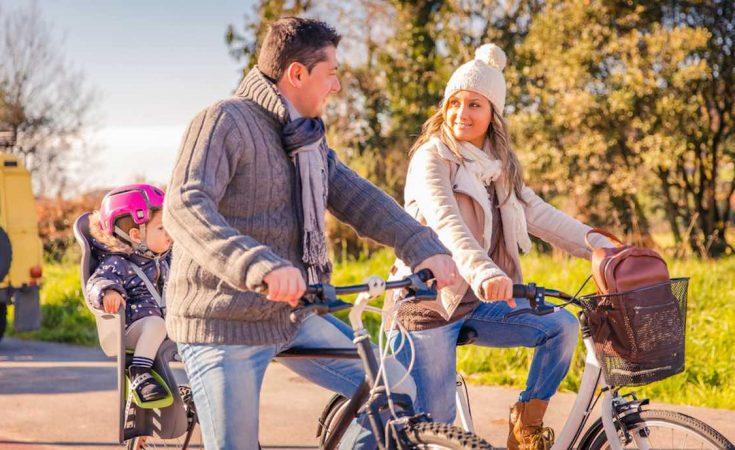 tips veilig fietsen met baby