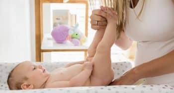 tips verzorging geslachtsdelen van de baby