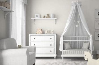 tips voor de babykamer inrichten