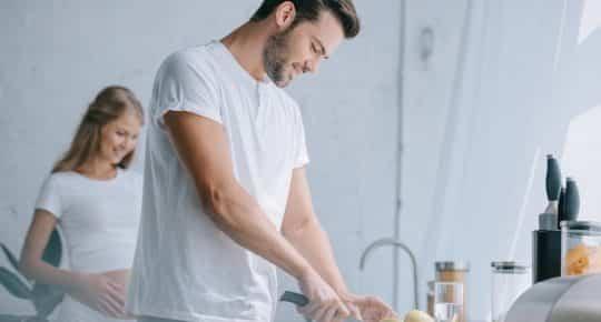 tips voor mannen over het omgaan met een zwangere vrouw