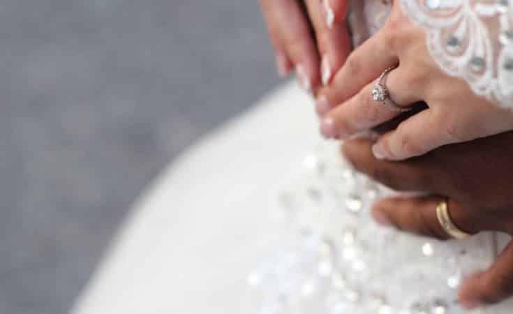 tips voor trouwen en zwanger