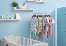 tips weinig ruimte voor de babykamer