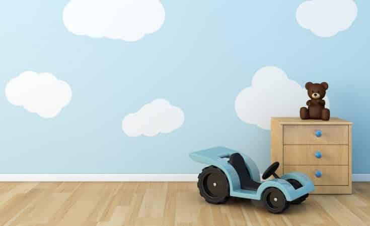 tips welke kleur babykamer kiezen