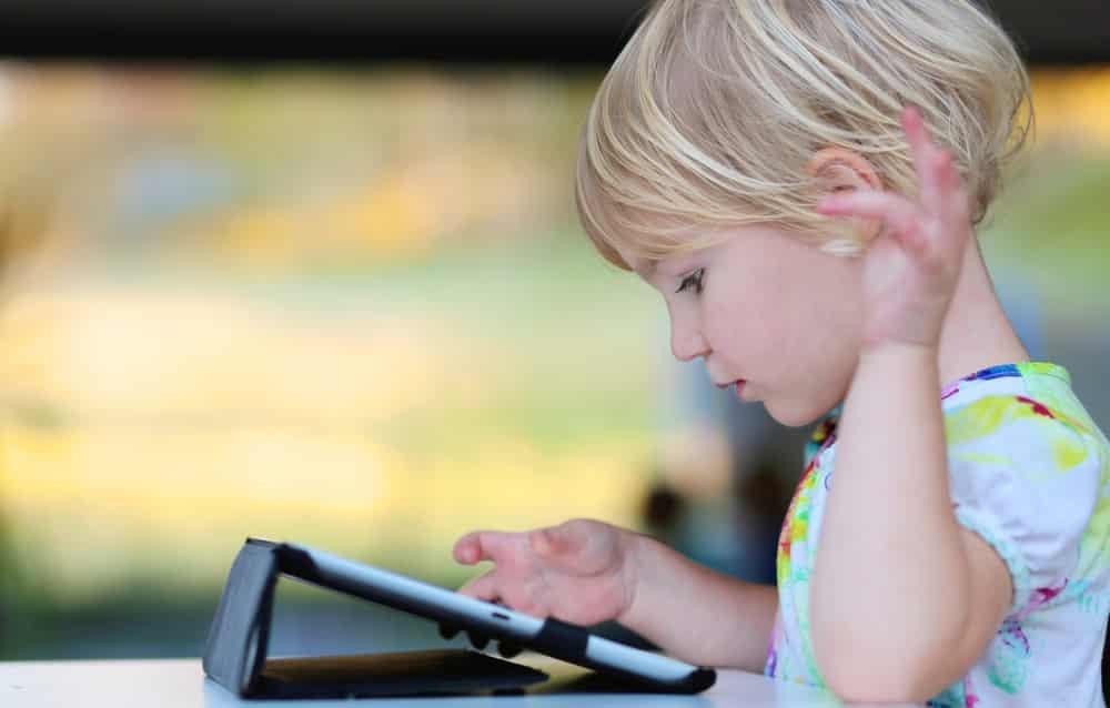 top 5 leukste apps voor baby of peuter