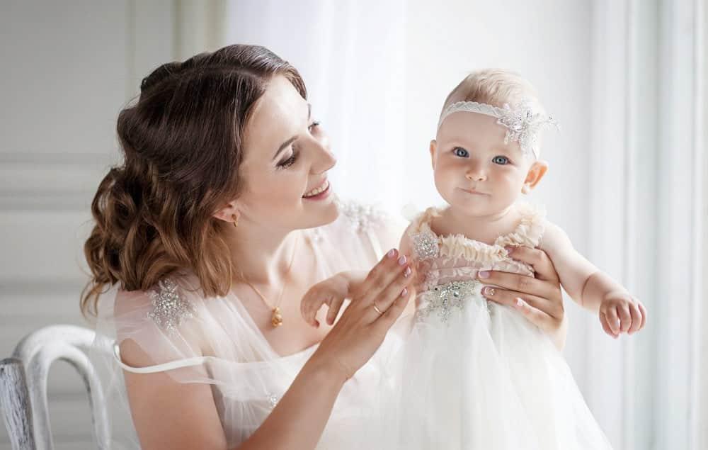trouwen met een baby tips voor trouwdag