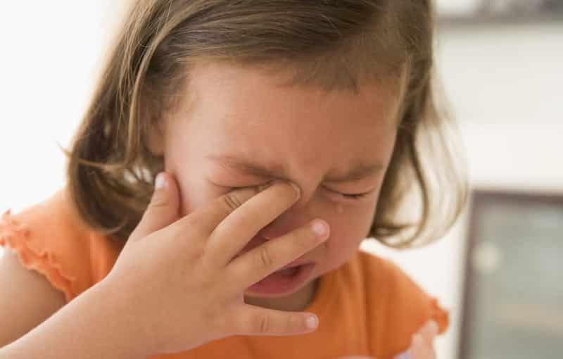tweede kind laat je langer huilen
