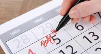 uitgerekende datum berekenen tool