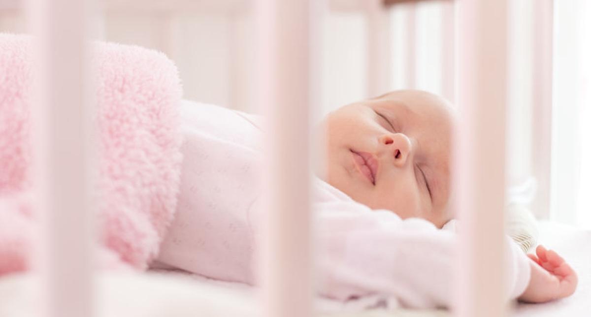 veilig slapen baby folder