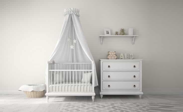 veilige slaapomgeving voor jouw baby