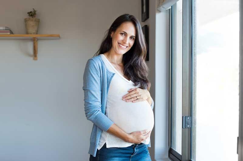 zwanger veranderingen aan je lijf