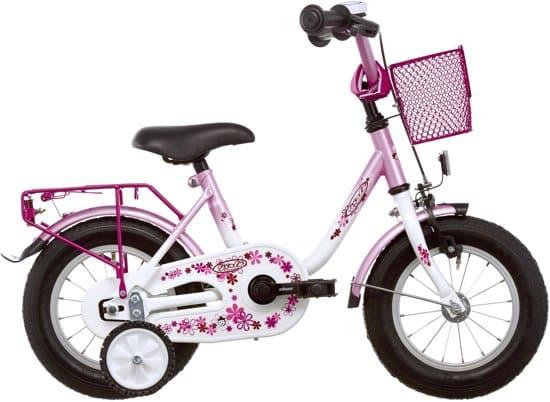vermont eerste meisjes fiets