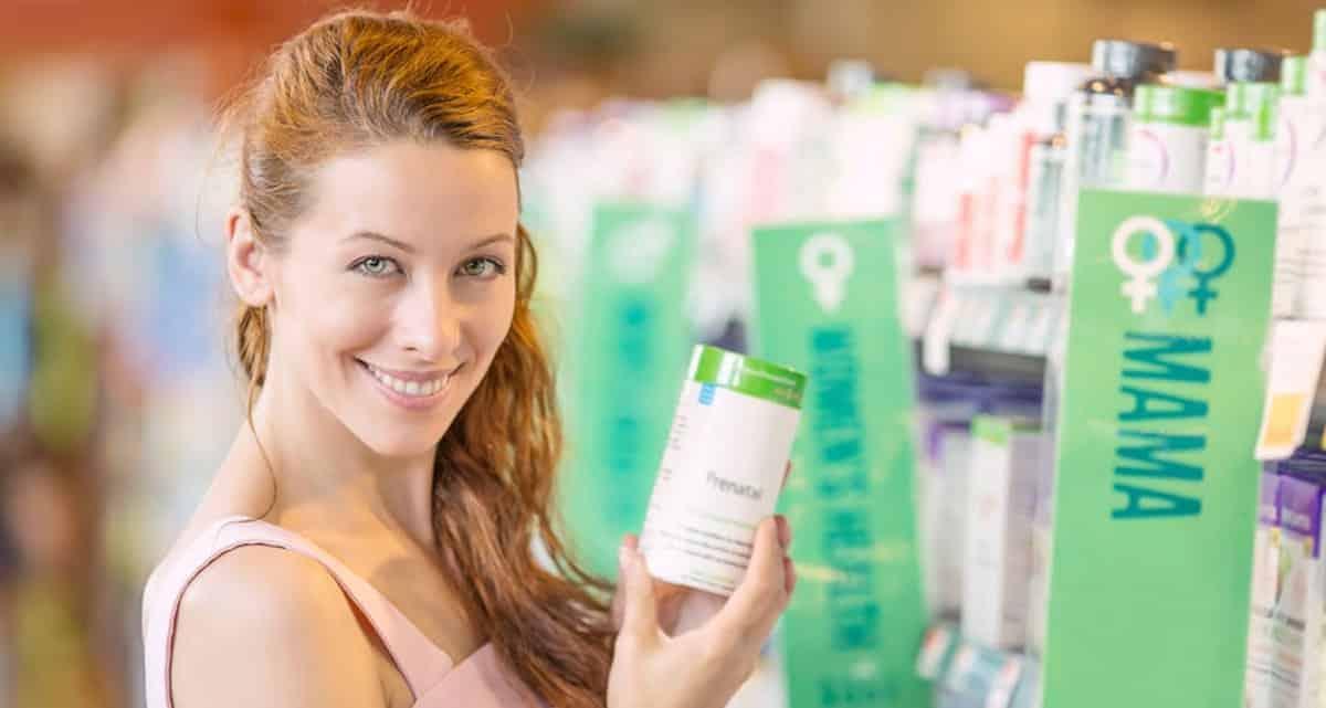 Voedingssupplementen tijdens de zwangerschap