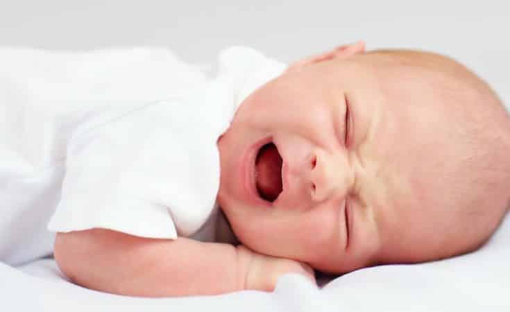 voedselallergie bij een baby