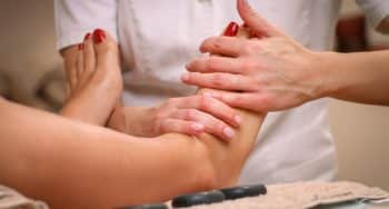 voetmassage tijdens zwangerschap