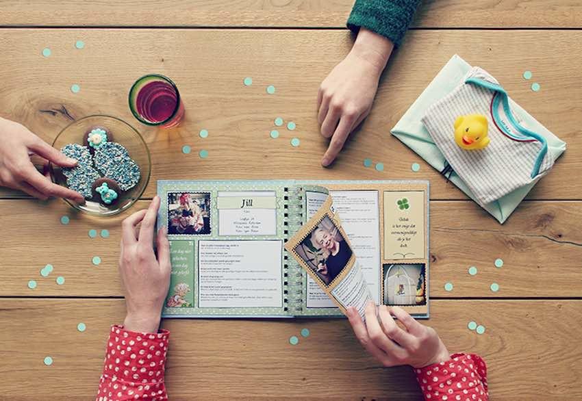 vriendenboekje voor volwassenen